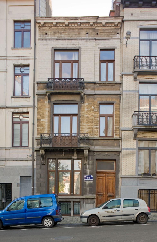 Rue du Sceptre 31, 2012