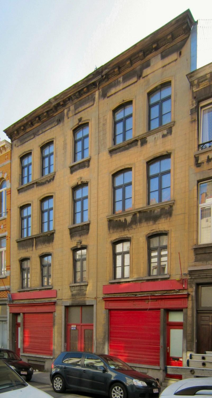 Rue du Serpentin 6-8-10, 2010