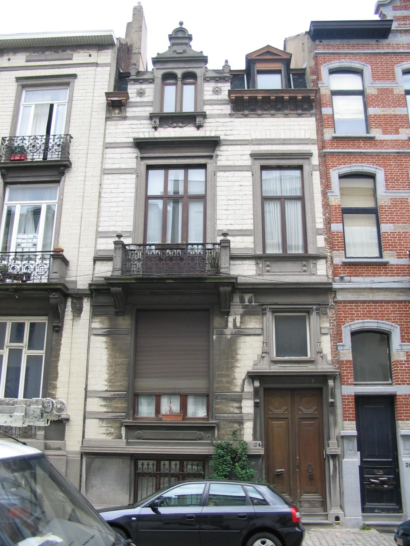 Rue Simonis 24., 2005