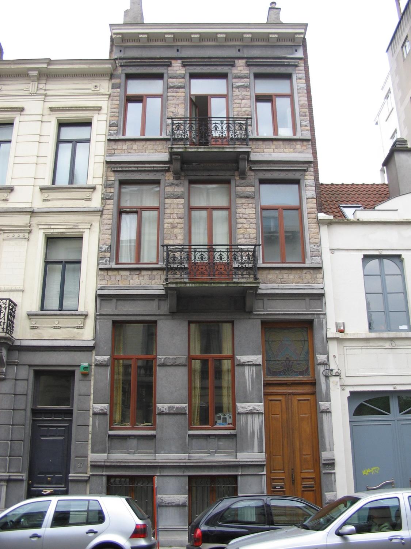 Rue Simonis 35., 2005