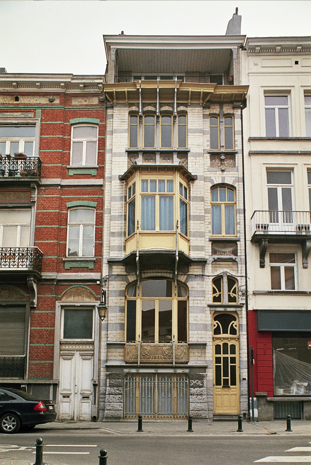 Rue Souveraine 52., 2009