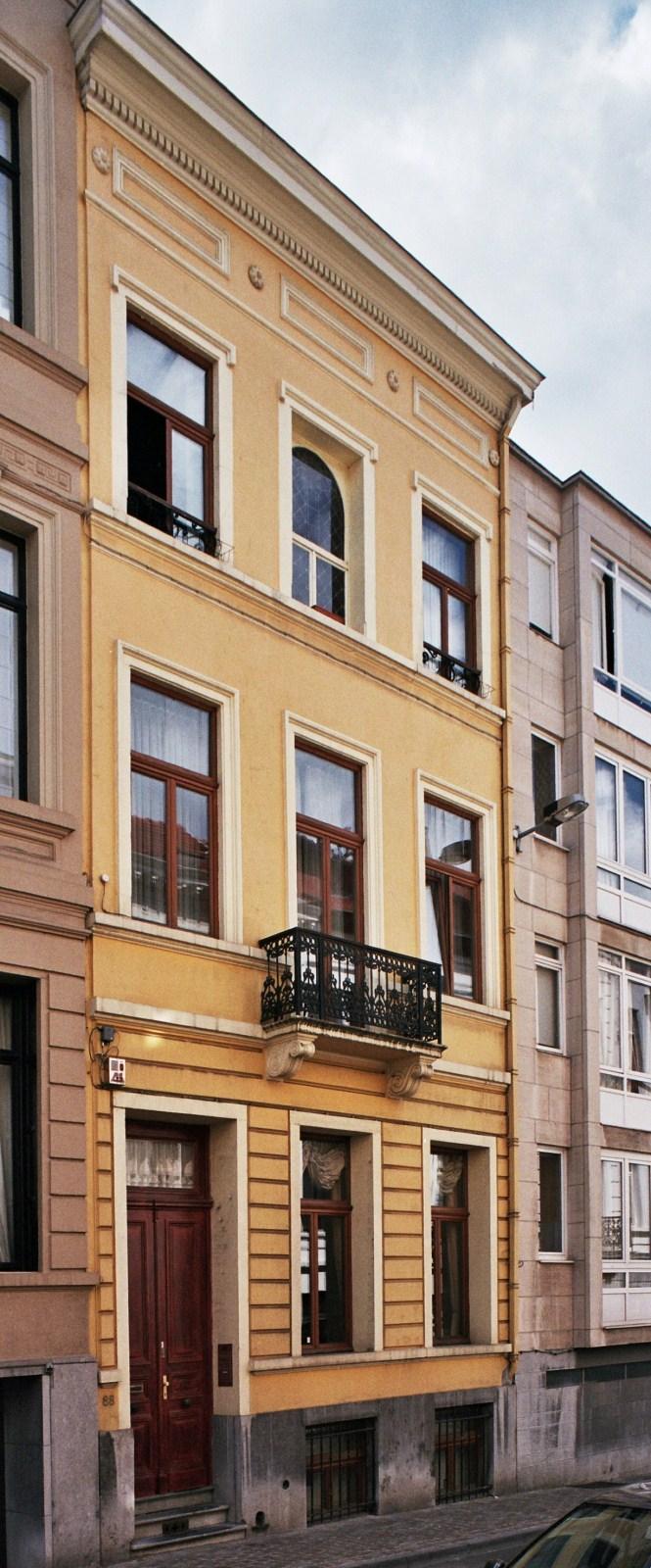 Rue Souveraine 88., 2009