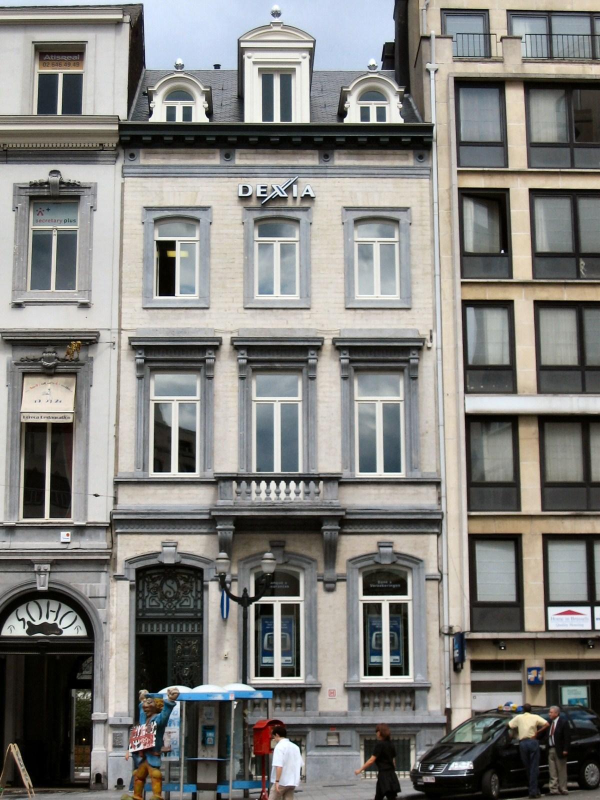 Place Stéphanie 8., 2008