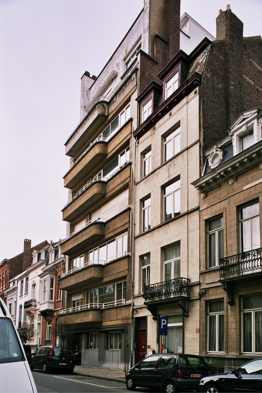 Rue de Tenbosch 49., 2006