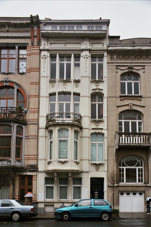 Rue de Tenbosch 80., 2005