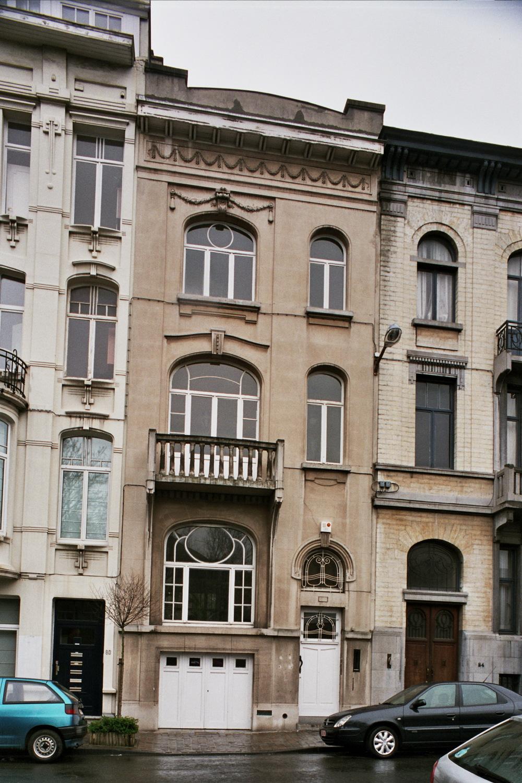 Tenbosstraat 82., 2005
