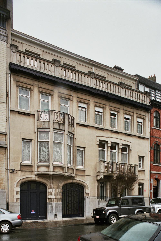 Rue de Tenbosch 86., 2005