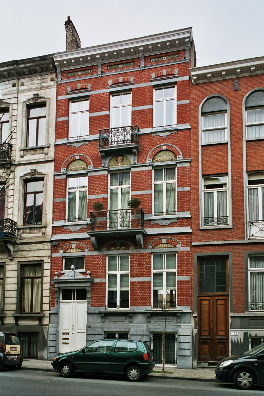 Rue de Tenbosch 129., 2005