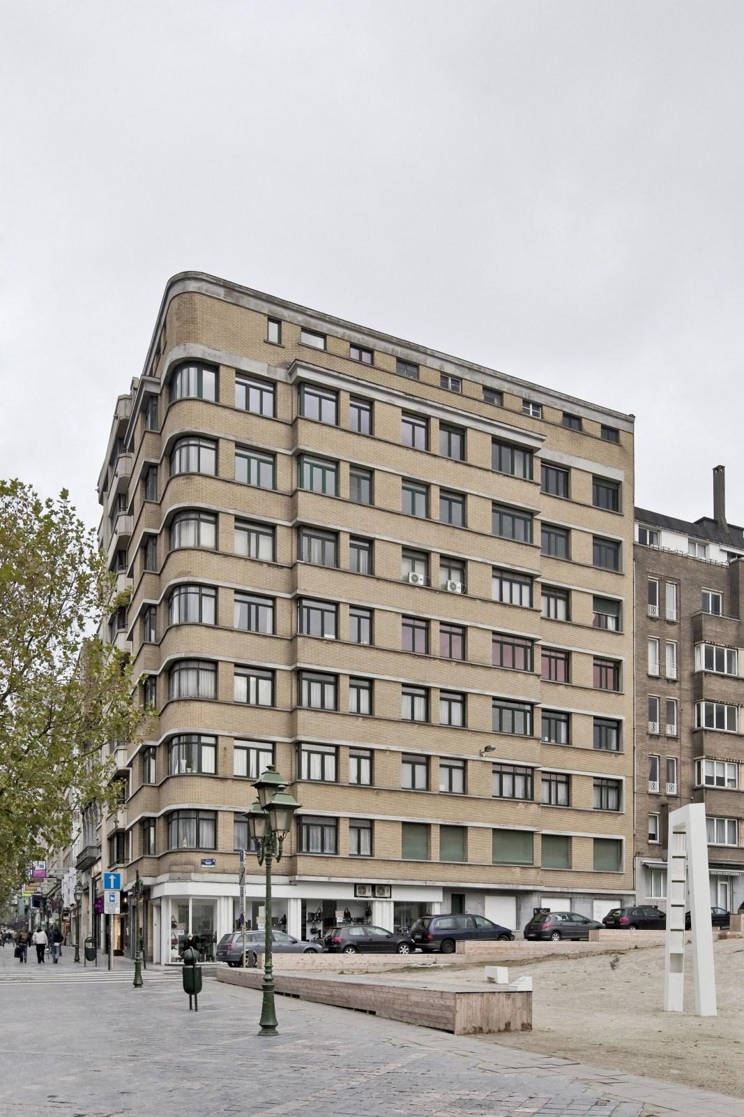 Avenue de la Toison d'Or 24 – rue des Chevaliers 2.© 2009 © bepictures / BRUNETTA V. – EBERLIN M.