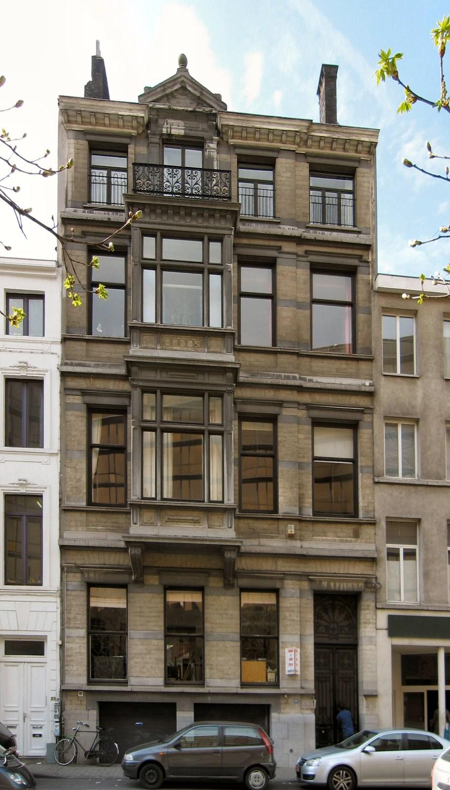 Rue du Trône 51., 2010