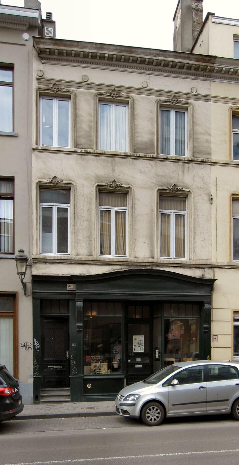 Rue du Trône 83., 2010
