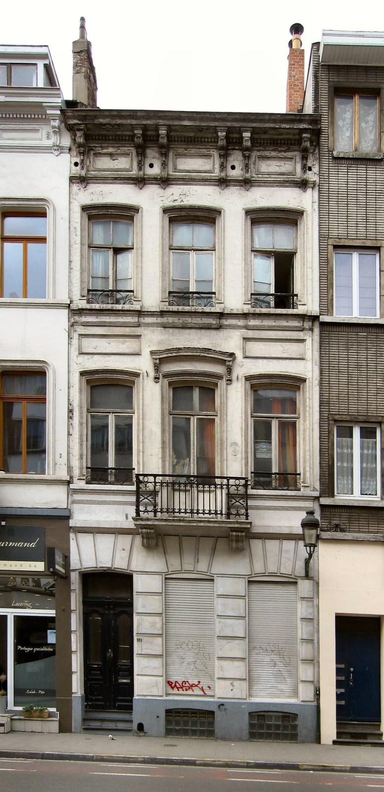 Rue du Trône 151., 2010