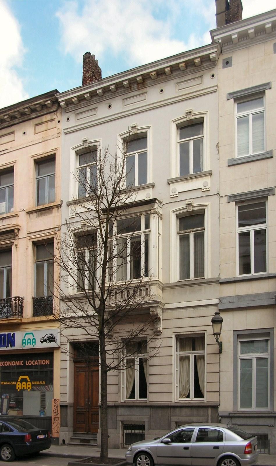 Rue du Trône 156., 2010