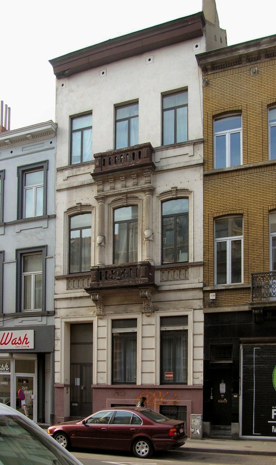 Rue du Trône 175., 2009