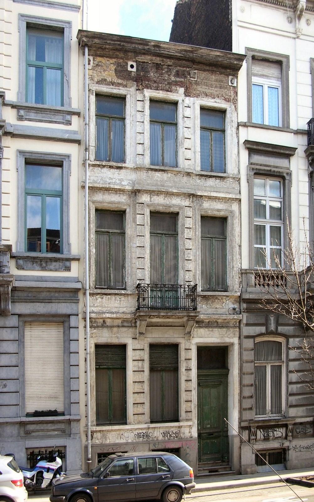 Rue du Trône 204., 2009