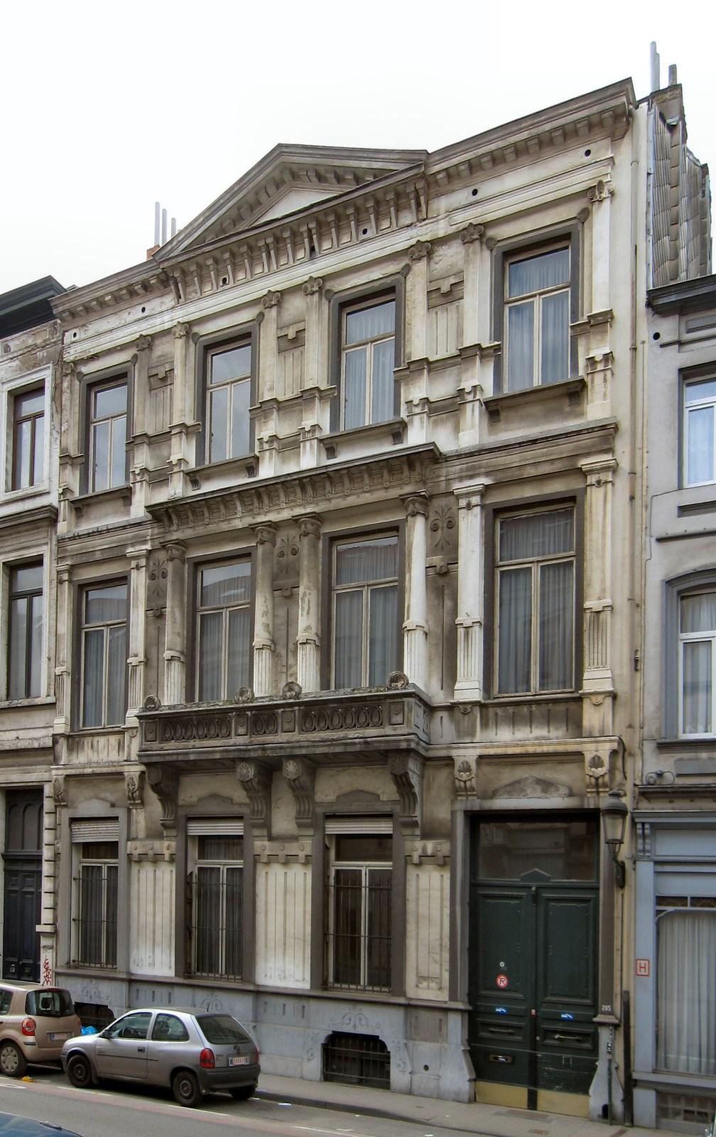 Rue du Trône 205., 2010