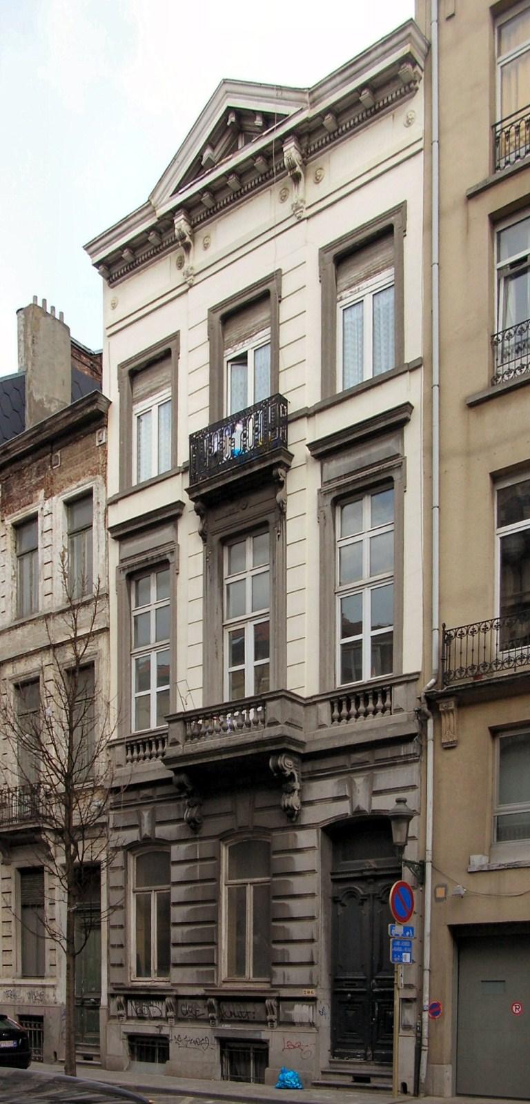 Rue du Trône 206., 2010
