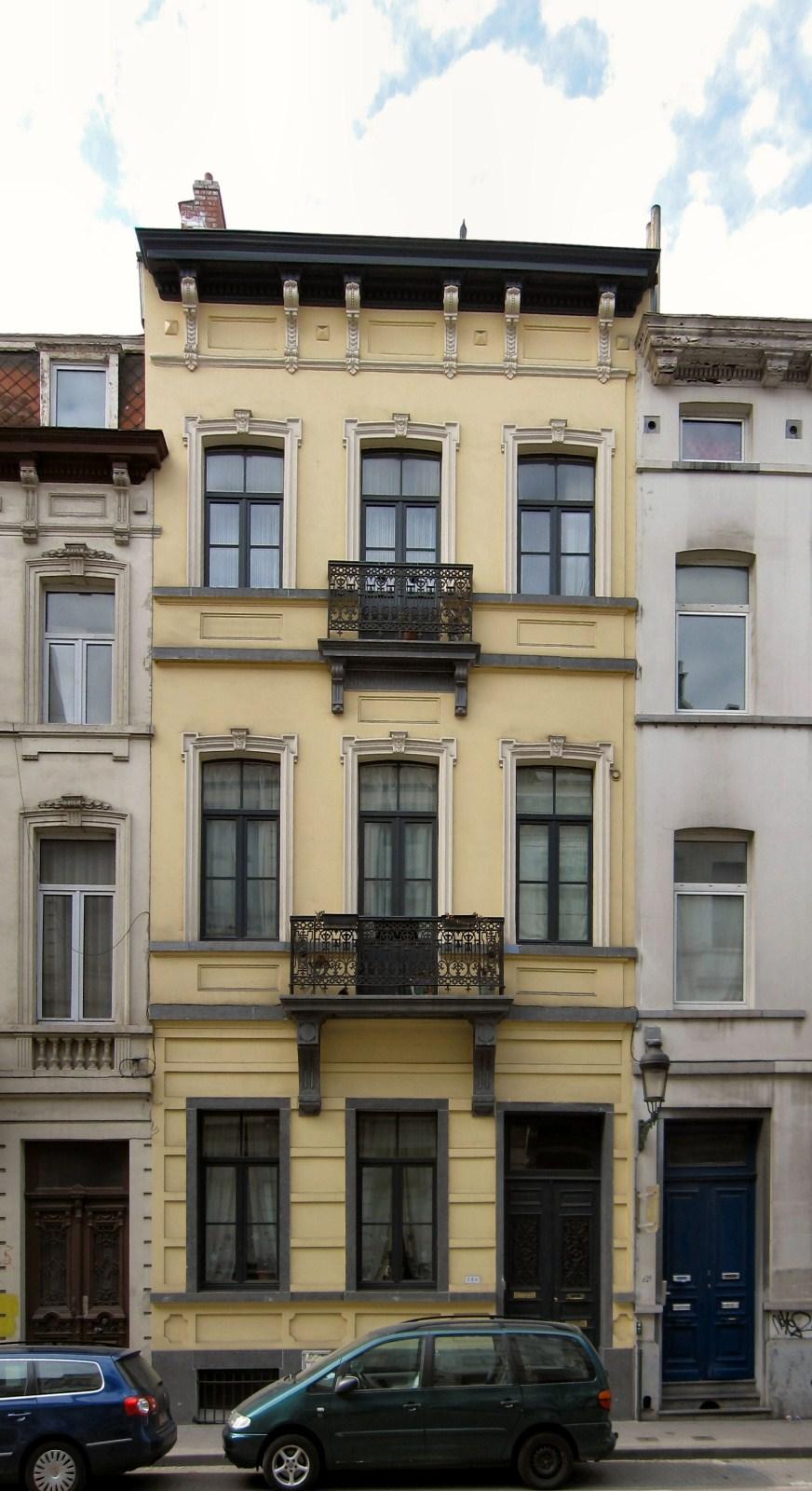 Rue du Trône 223., 2010