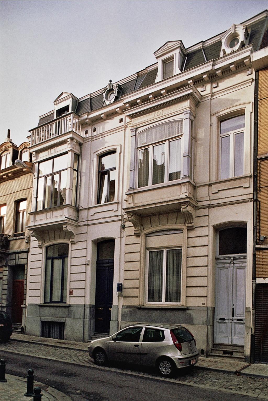 Tulpstraat 58 en 60., 2009