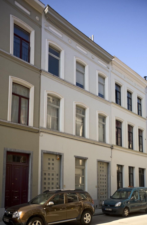 Rue Van Aa 93a-93, 2011
