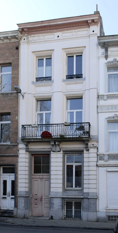 Rue Vandenbroeck 27, 2013