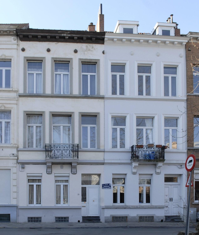 Rue Vandenbroeck 33 et 31, 2013