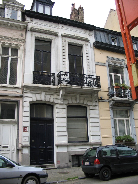 Van Eyckstraat 41., 2005