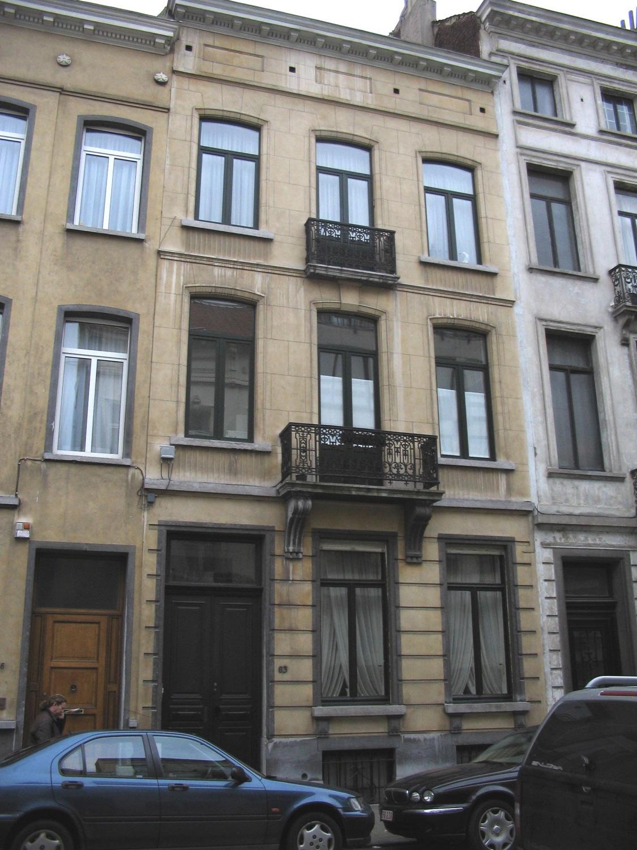 Rue Veydt 63., 2005