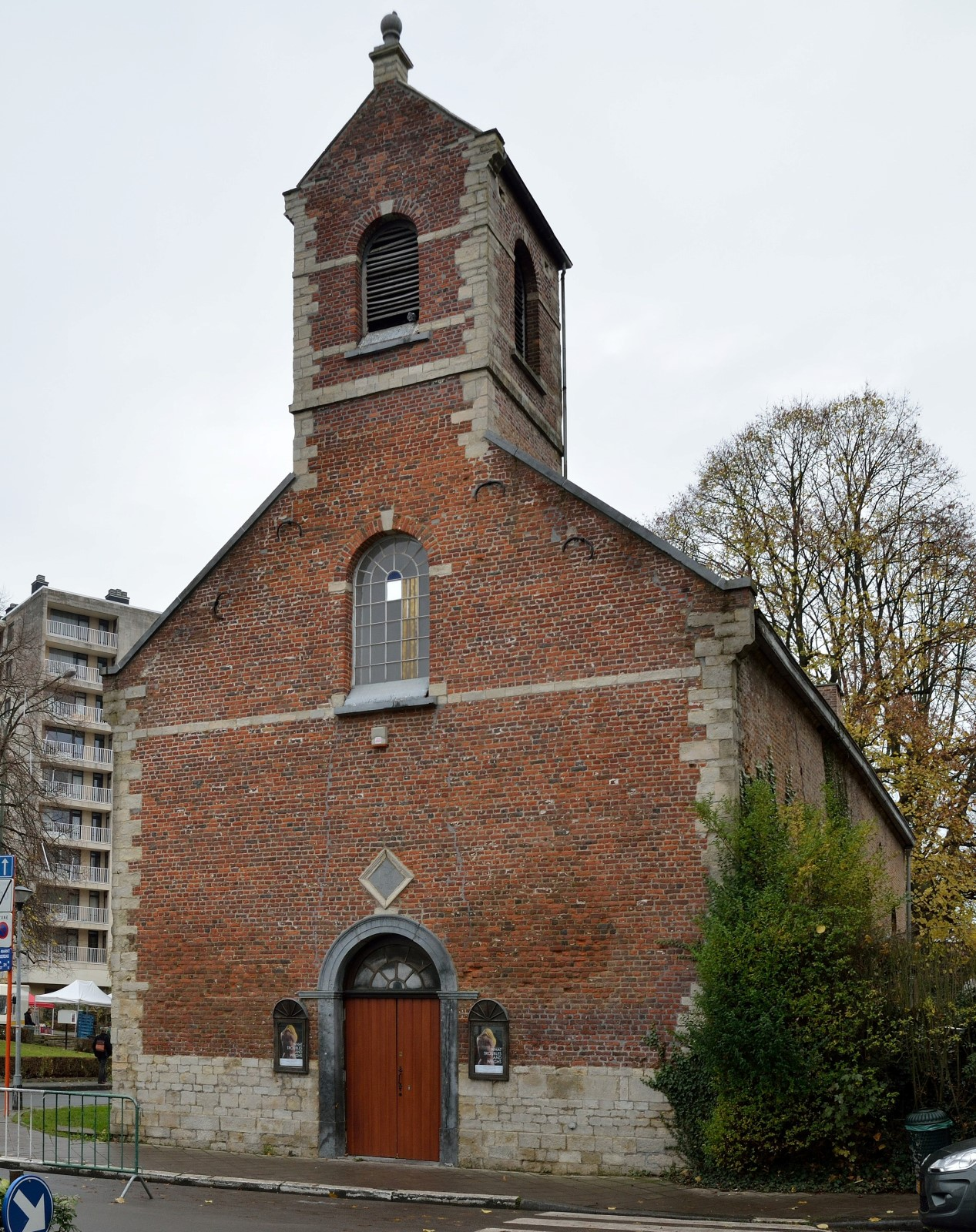 Oude Lindesquare 10, voormalige kapel van Boondaal, 2014