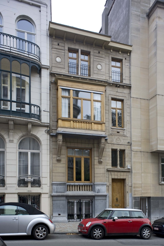 Rue Vilain XIIII 5, 2010