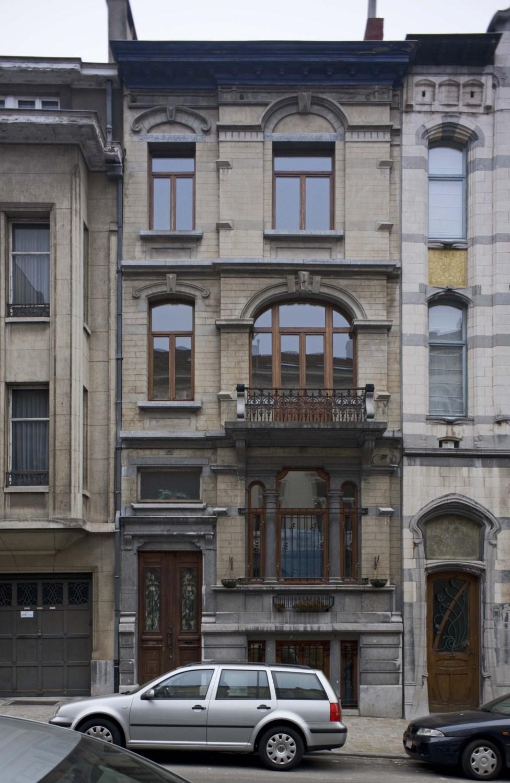 Rue Vilain XIIII 13, 2010