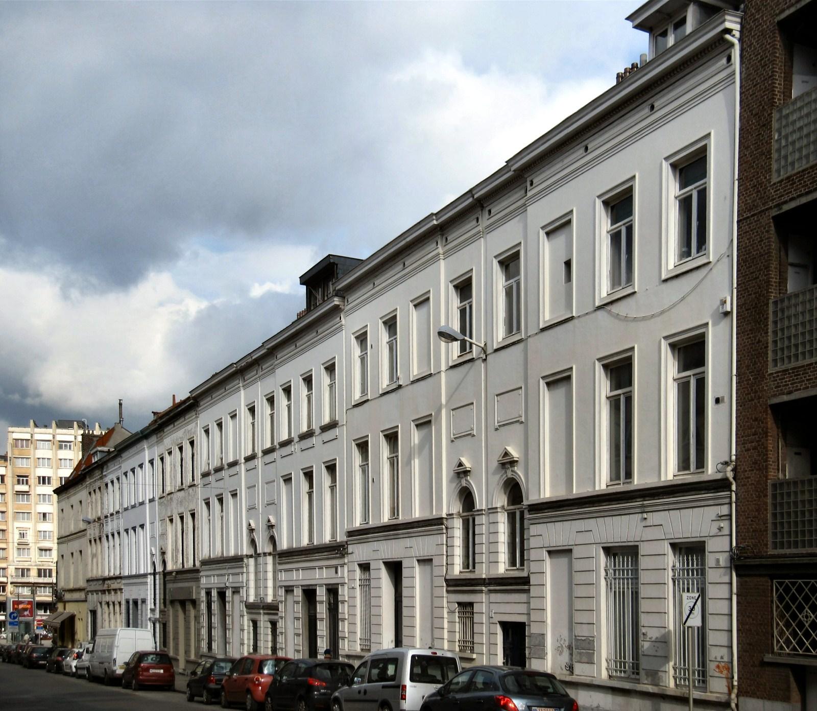 Chaussée de Vleurgat 2 à 18., 2010