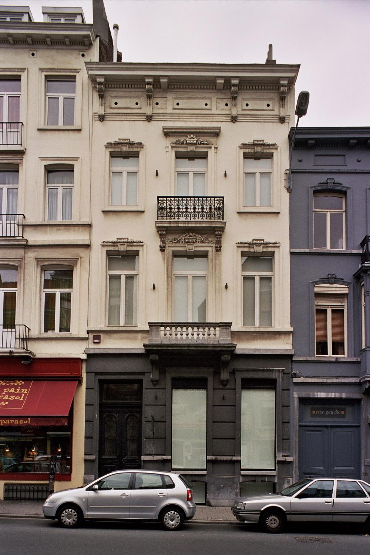Chaussée de Vleurgat 173., 2005