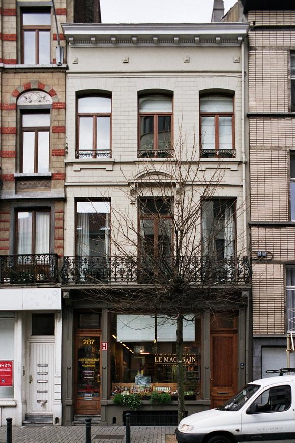 Chaussée de Vleurgat 287-285., 2007