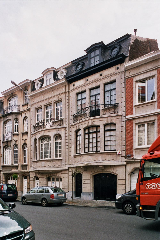 Rue Washington 142 et 144., 2005