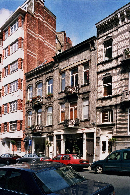 Rue Washington 170-172 et 174-176., 2005