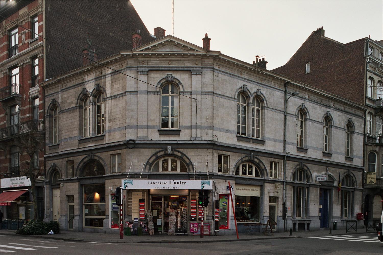 Chaussée de Waterloo 515 et avenue Louis Lepoutre 2-2a-4., 2007