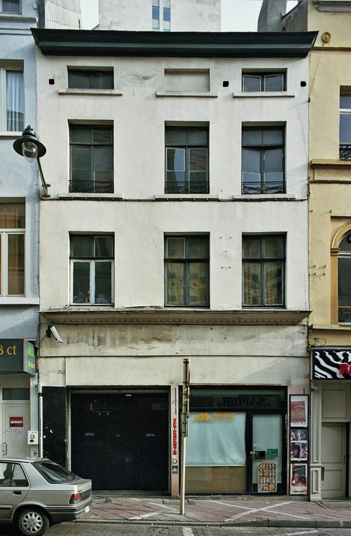 Chaussée de Wavre 12, 2010