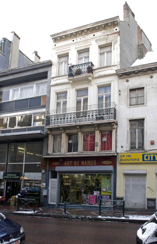 Chaussée de Wavre 15, 2010