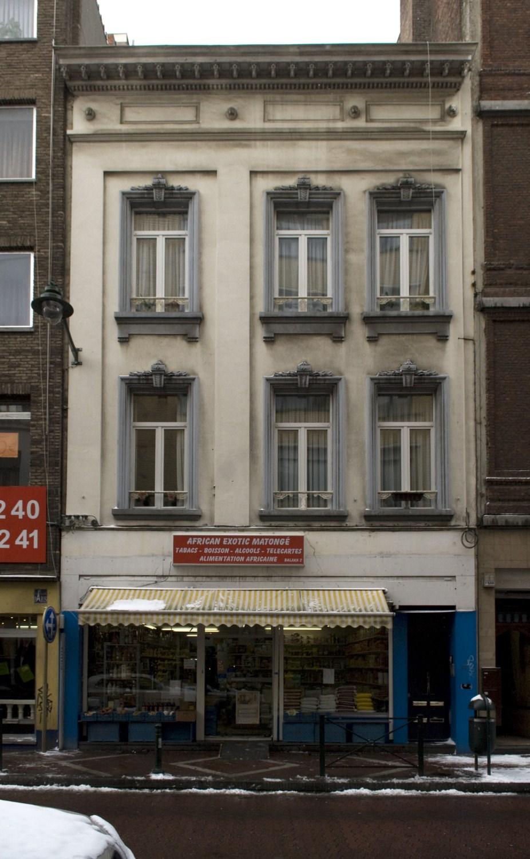 Chaussée de Wavre 55, 2010