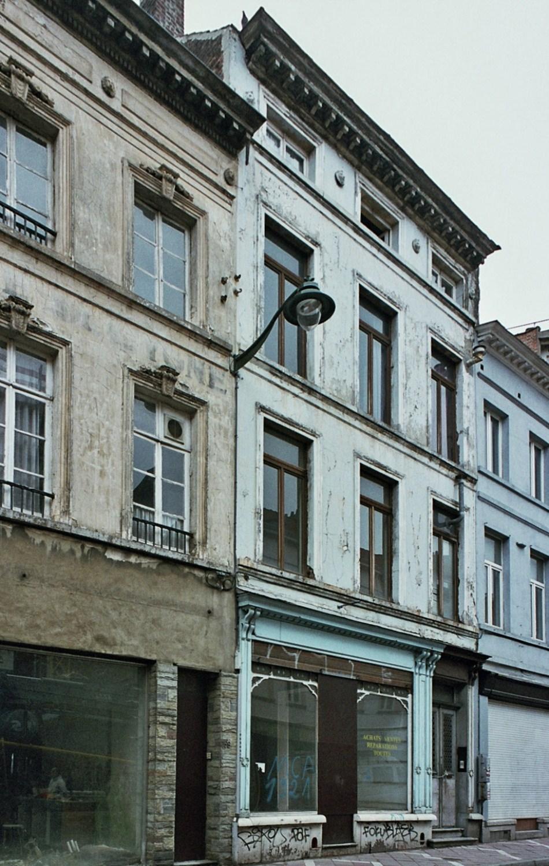 Chaussée de Wavre 157, 2010