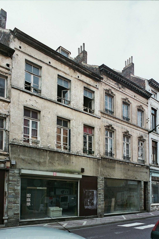Chaussée de Wavre 159-161, 2010