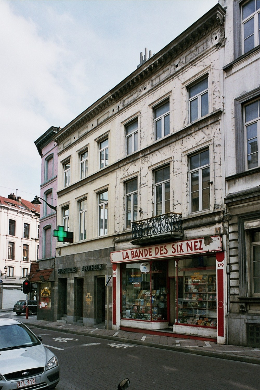 Chaussée de Wavre 179, 181, 2010