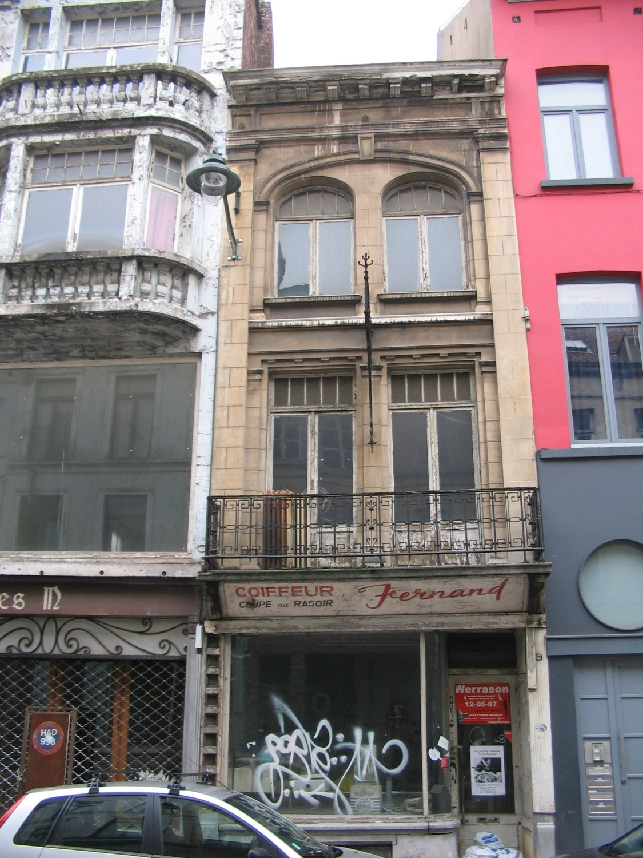 Chaussée de Wavre 184, 2007
