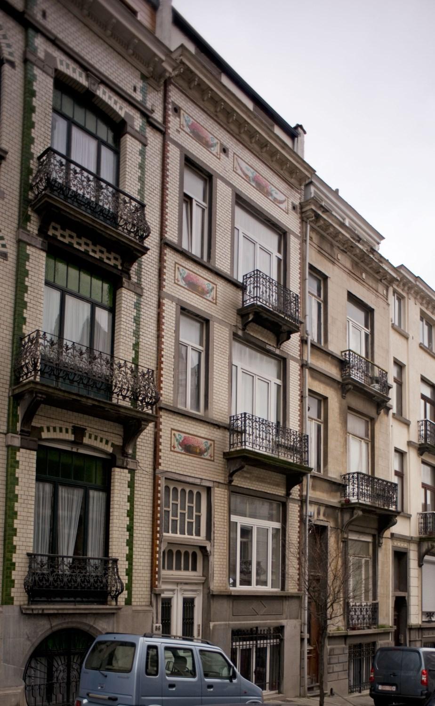 Rue Wayenberg 56, 2012