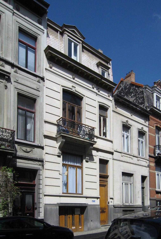 Rue Wéry 65, 2010