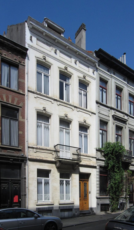 Rue Wéry 69, 2010