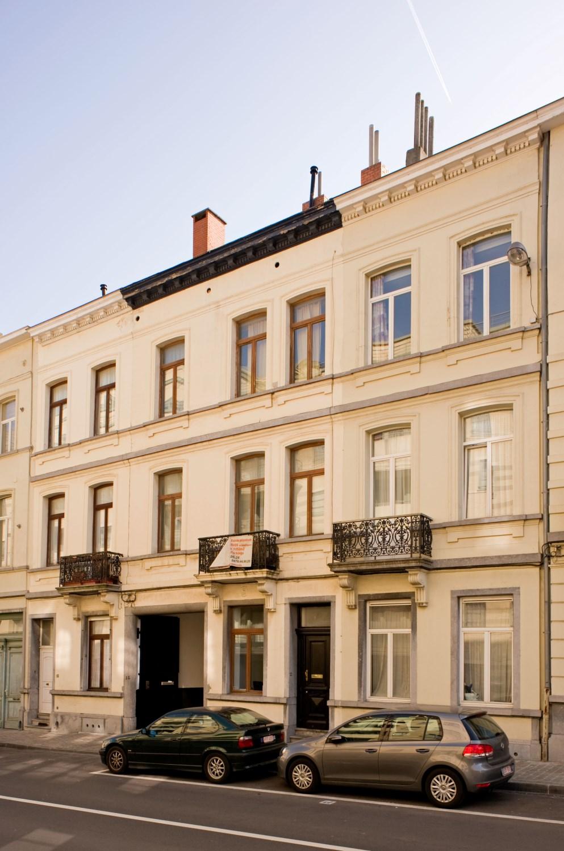 Rue Wiertz 15, 13-11 et 9, 2012