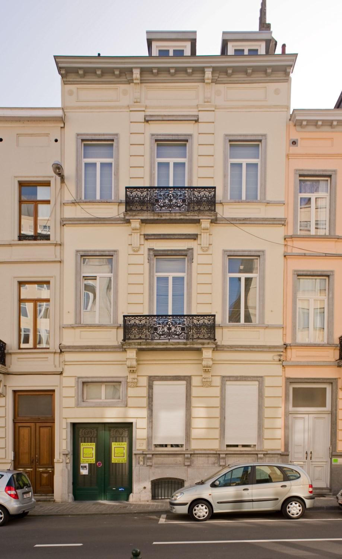 Rue Wiertz 27, 2012
