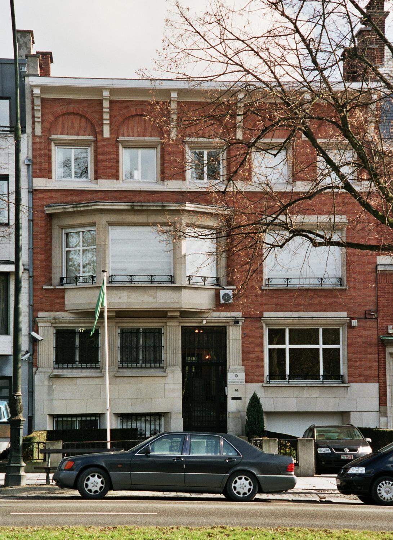 Avenue Franklin Roosevelt 98., 2006